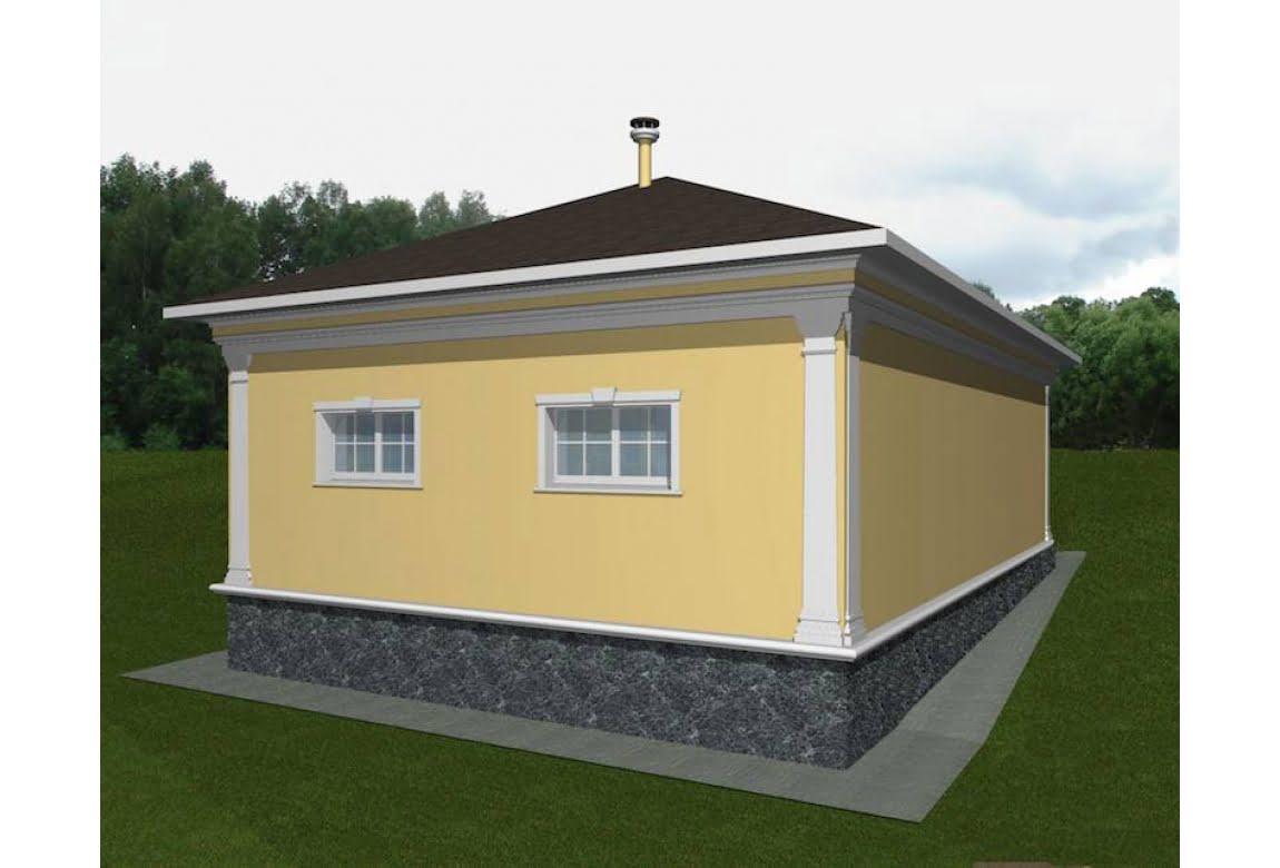 Изображение uploads/gss/goods/673/big_2.jpg к проекту гаража АСД-1673