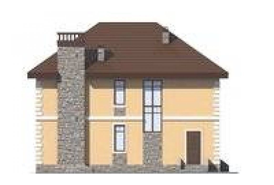 Проект дома из блоков АСД-1682 (uploads/gss/goods/682/big_3.jpg).