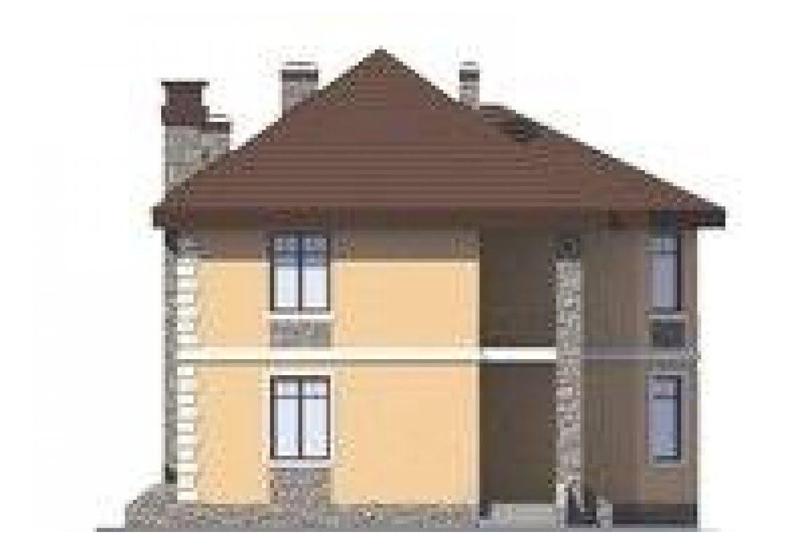 Проект дома из блоков АСД-1682 (uploads/gss/goods/682/big_5.jpg).