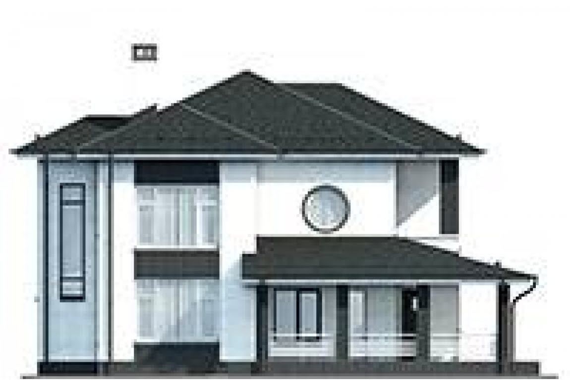 Проект дома из блоков АСД-1687 (uploads/gss/goods/687/big_2.jpg).