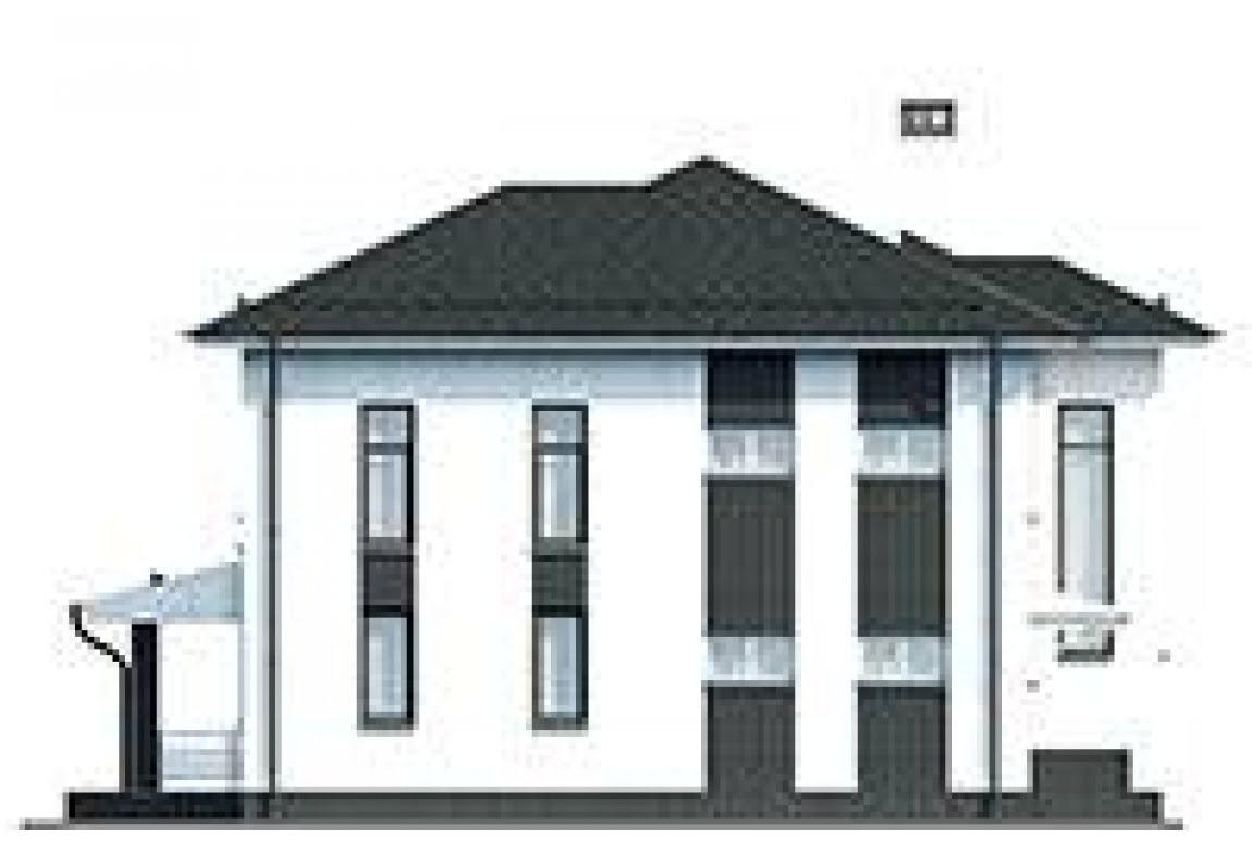 Проект дома из блоков АСД-1687 (uploads/gss/goods/687/big_4.jpg).
