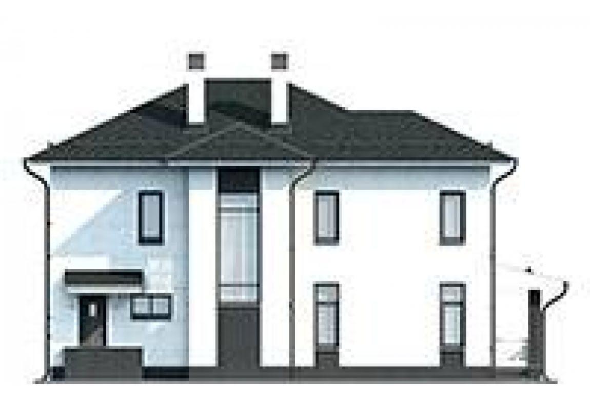 Проект дома из блоков АСД-1687 (uploads/gss/goods/687/big_5.jpg).