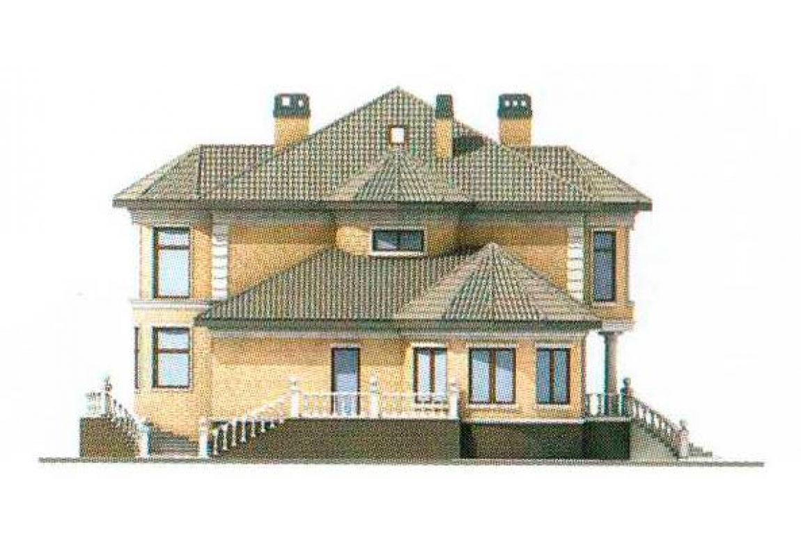 Проект дома из кирпича АСД-1070 (uploads/gss/goods/70/big_2.jpg).