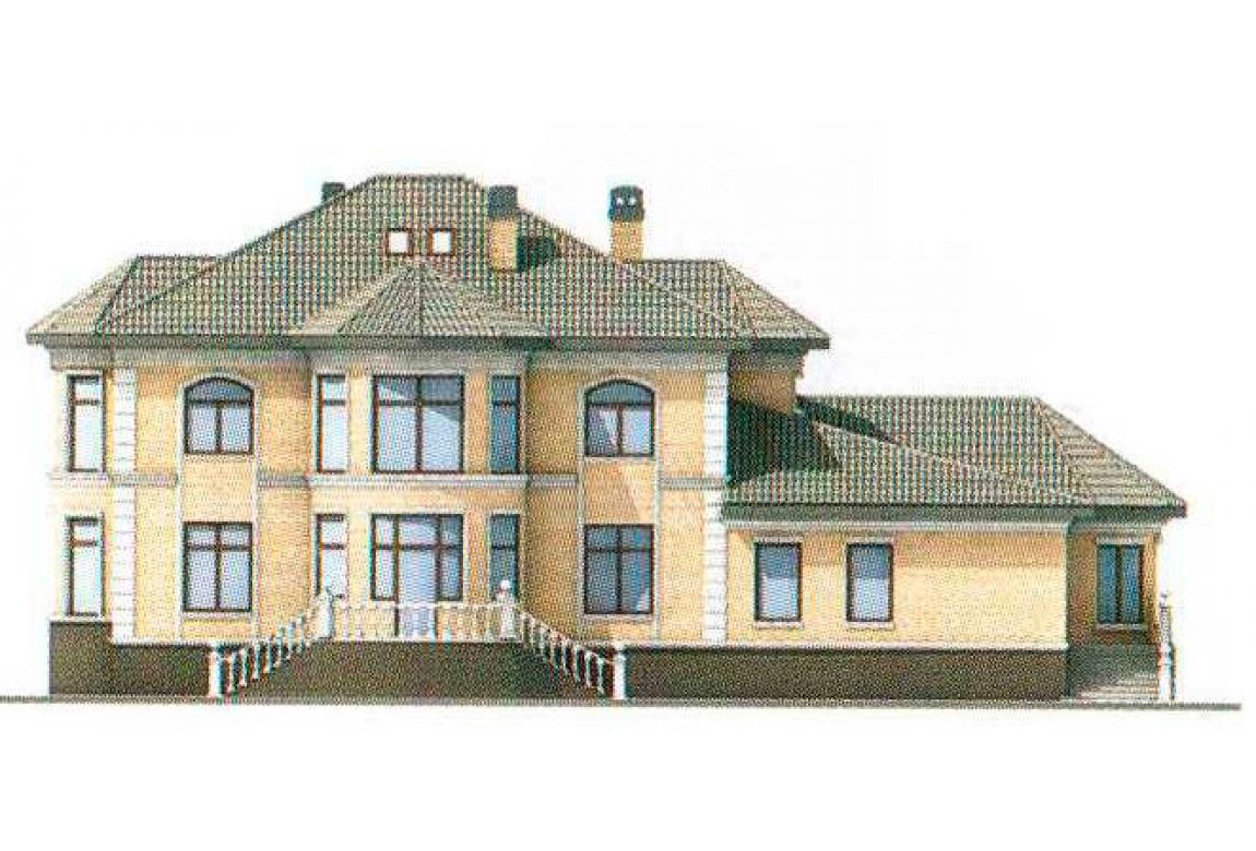 Проект дома из кирпича АСД-1070 (uploads/gss/goods/70/big_3.jpg).