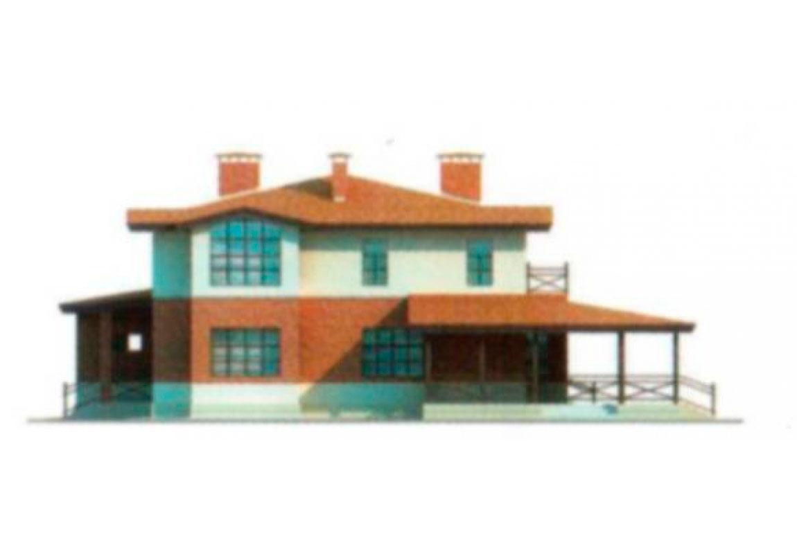 Проект дома из кирпича АСД-1071 (uploads/gss/goods/71/big_2.jpg).