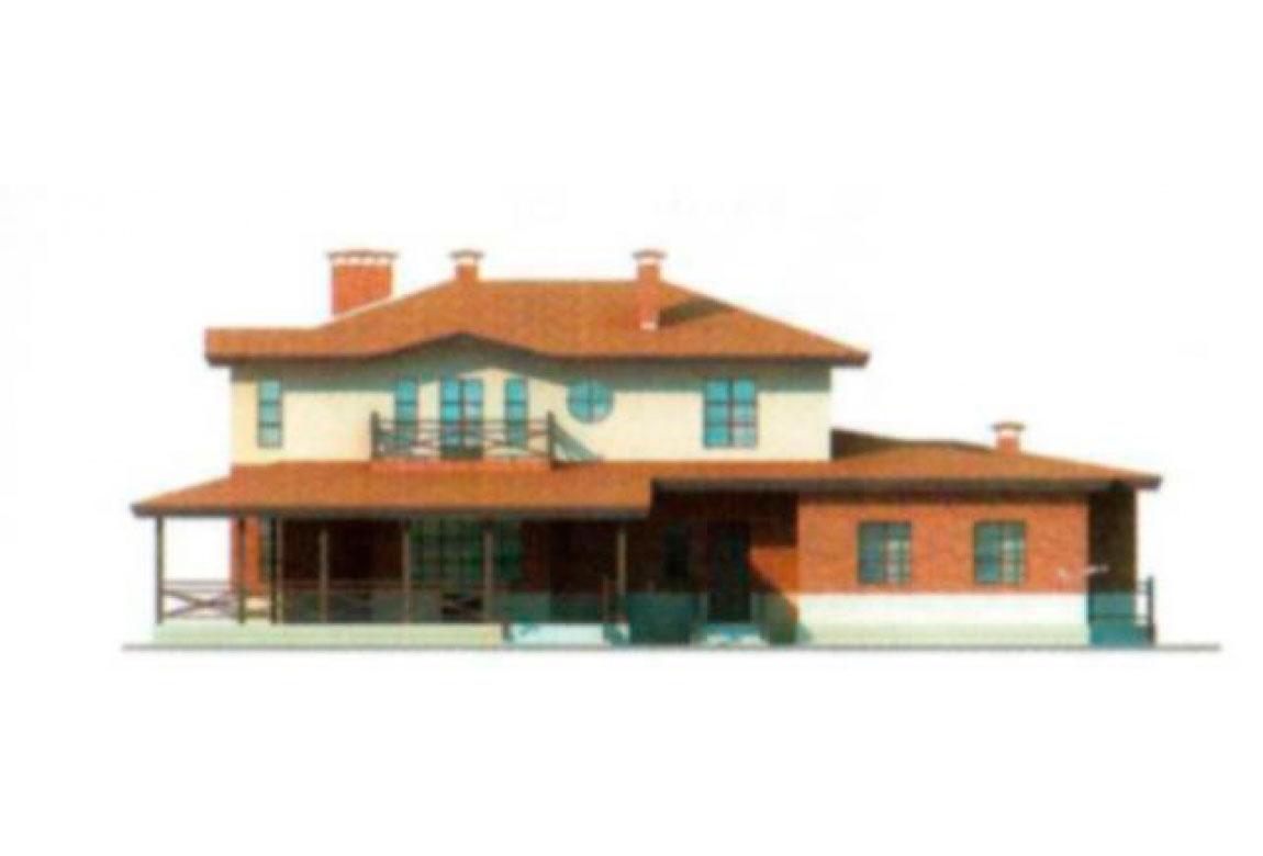 Проект дома из кирпича АСД-1071 (uploads/gss/goods/71/big_3.jpg).