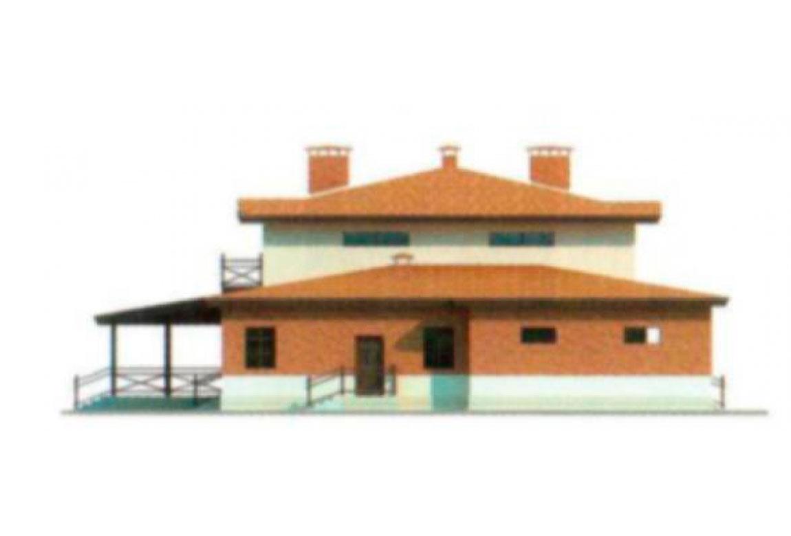 Проект дома из кирпича АСД-1071 (uploads/gss/goods/71/big_4.jpg).