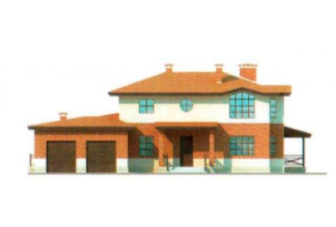 Проект дома из кирпича АСД-1071 (uploads/gss/goods/71/big_5.jpg).
