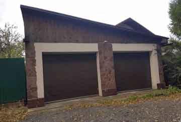 Проект гаража АСД-1770