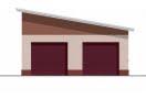 Изображение uploads/gss/goods/770/thumb_2.jpg к проекту гаража АСД-1770