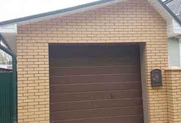Проект гаража АСД-1771