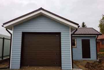 Проект гаража АСД-1772