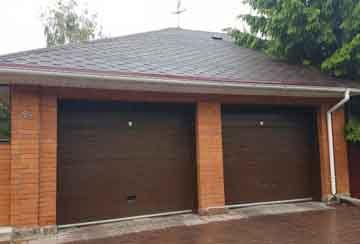 Проект гаража АСД-1773