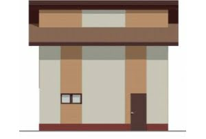 Проект гаража ГР-008