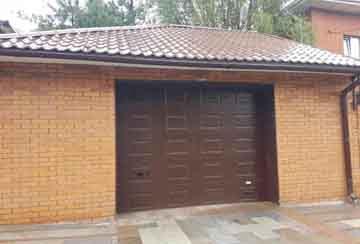 Проект гаража АСД-1778