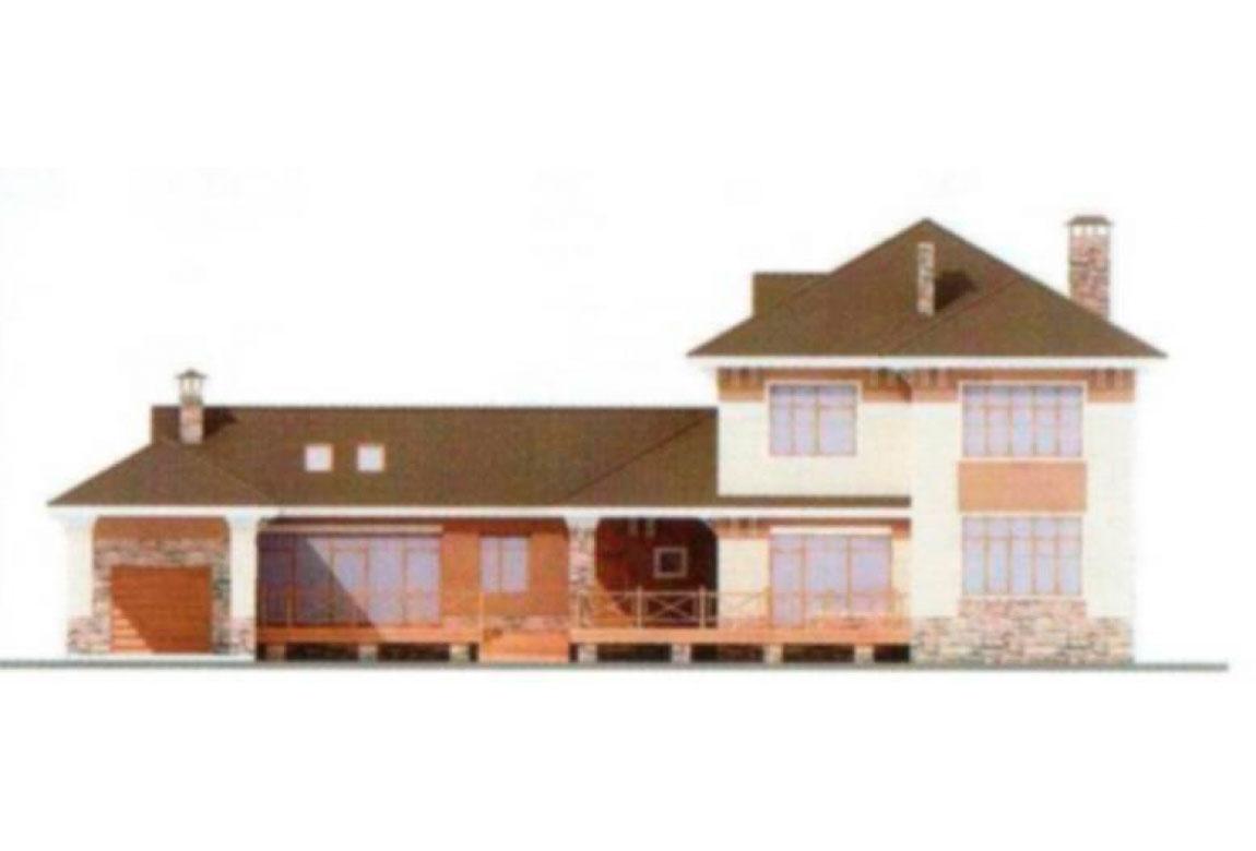 Проект дома из кирпича АСД-1078 (uploads/gss/goods/78/big_5.jpg).