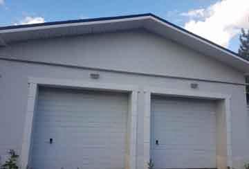 Проект гаража АСД-1780