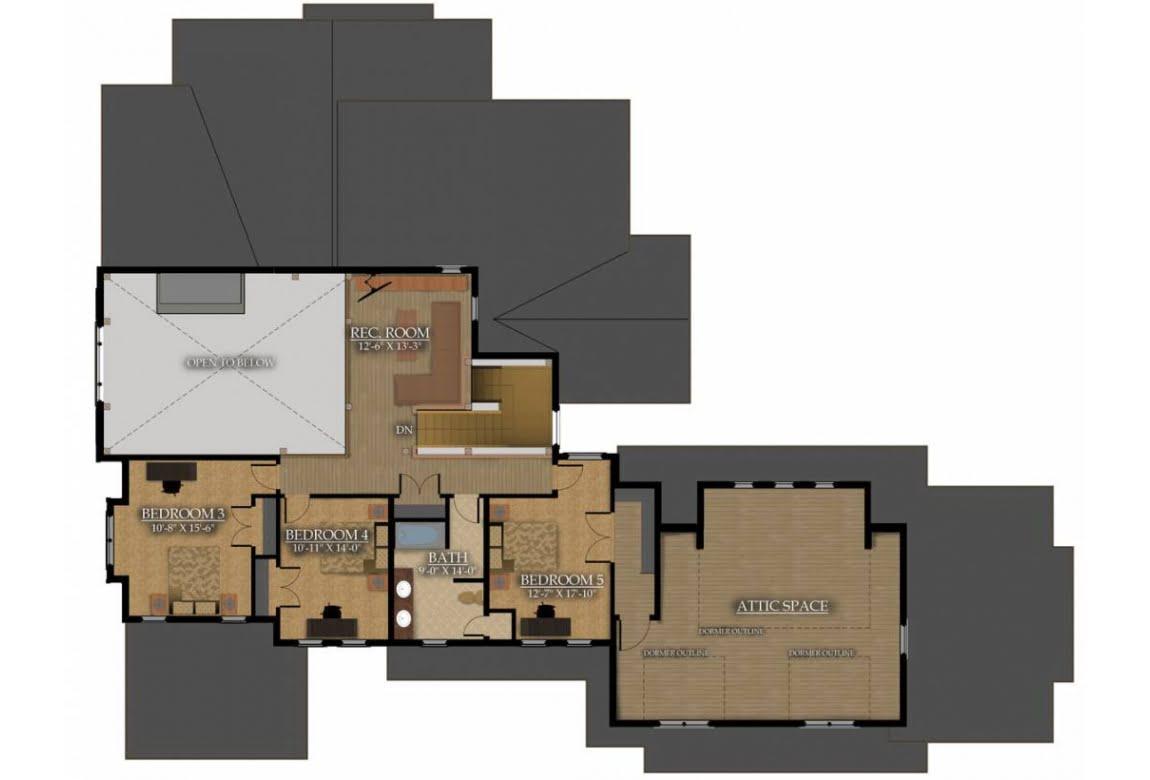 План N2 проекта ВИП дома АСД-Степные Угодья