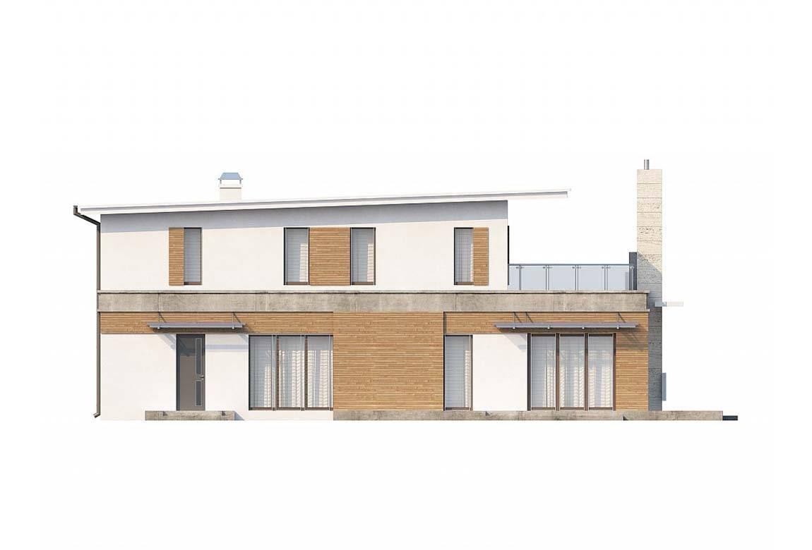 Проект дома из блоков АСД-1798 (uploads/gss/goods/799/big_3.jpg).