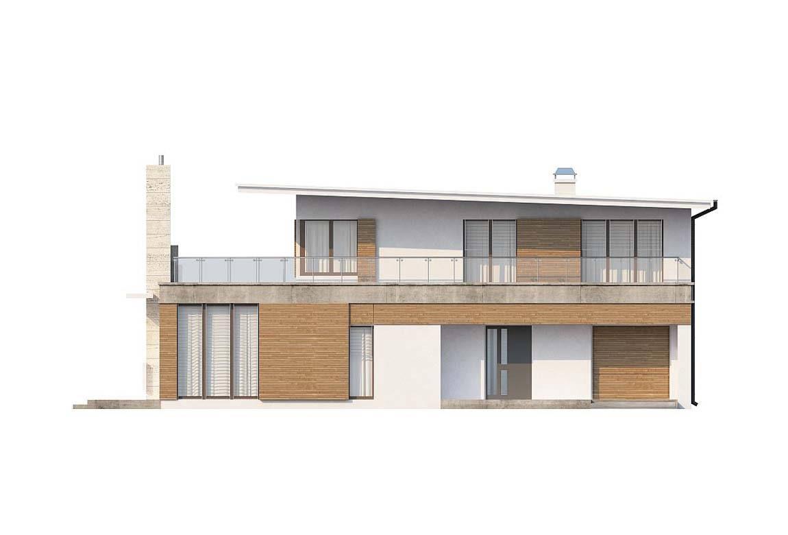 Проект дома из блоков АСД-1798 (uploads/gss/goods/799/big_4.jpg).