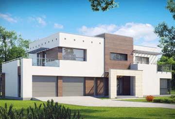 Проект дома АСД-1873