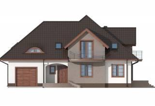 Проект дома из блоков АСД-1874 (uploads/gss/goods/803/thumb_3.jpg).