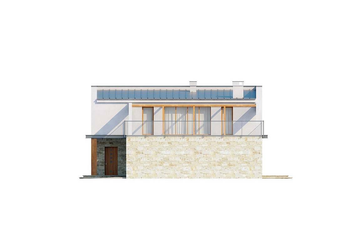 Проект дома из блоков АСД-1875 (uploads/gss/goods/804/big_3.jpg).