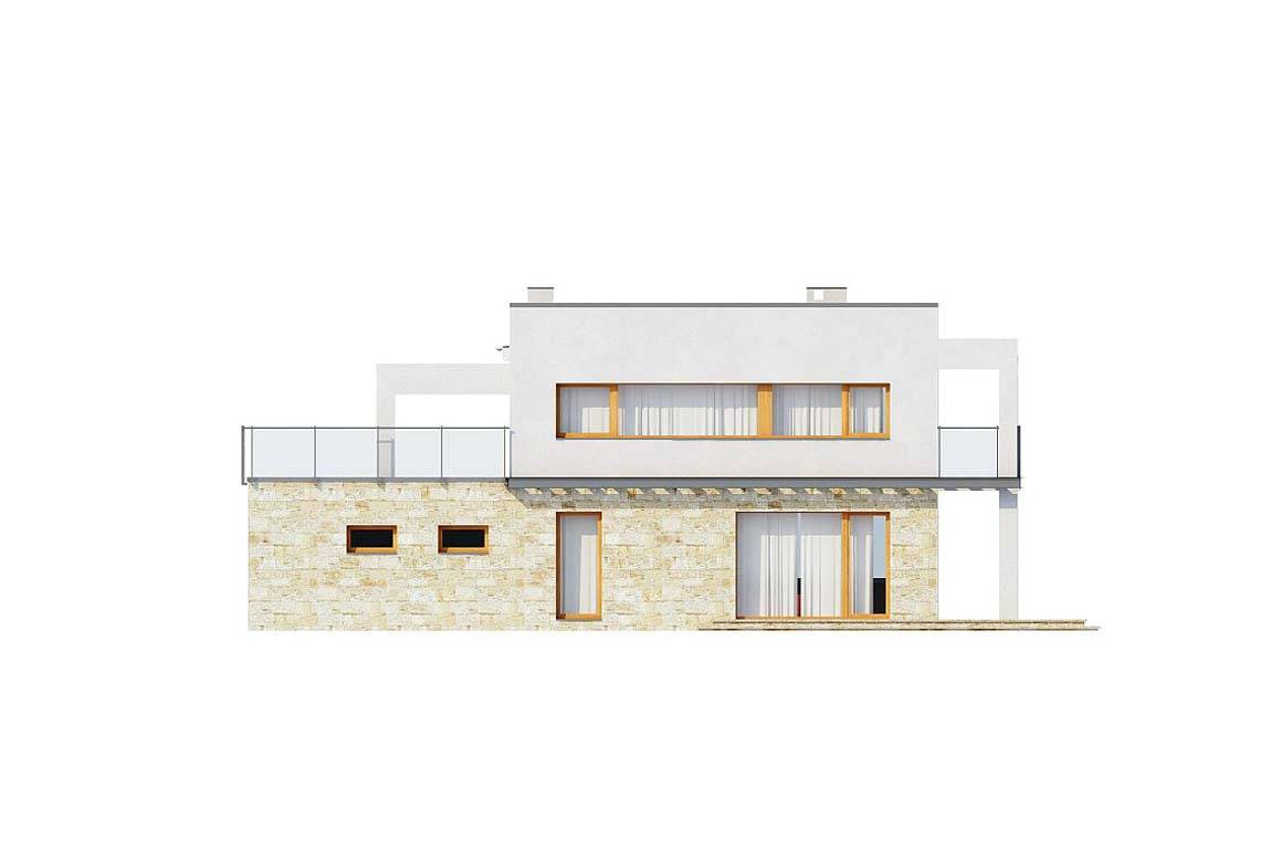 Проект дома из блоков АСД-1875 (uploads/gss/goods/804/big_6.jpg).
