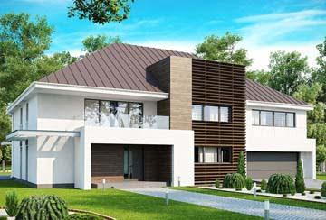 Проект дома АСД-1876