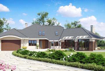 Проект дома АСД-1877