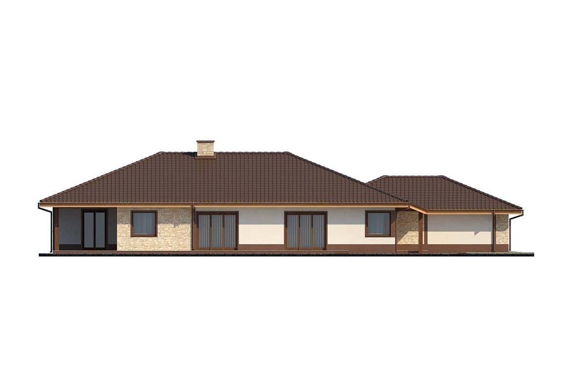 Проект дома из блоков АСД-1878 (uploads/gss/goods/807/big_4.jpg).