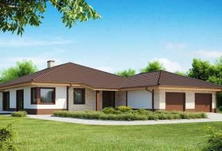 Проект дома из блоков АСД-1878 (uploads/gss/goods/807/thumb_1.jpg).