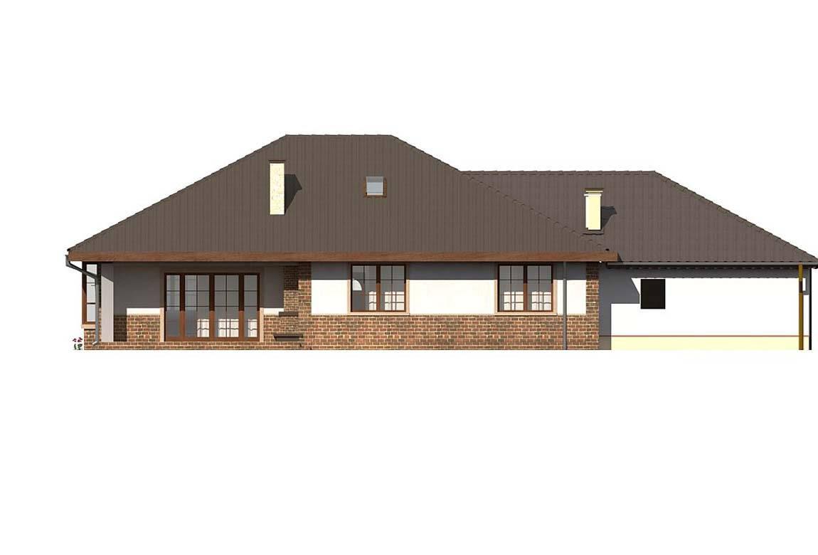 Проект дома из блоков АСД-1880 (uploads/gss/goods/809/big_2.jpg).