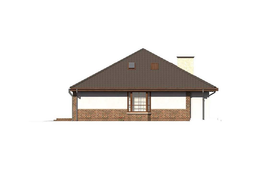 Проект дома из блоков АСД-1880 (uploads/gss/goods/809/big_3.jpg).