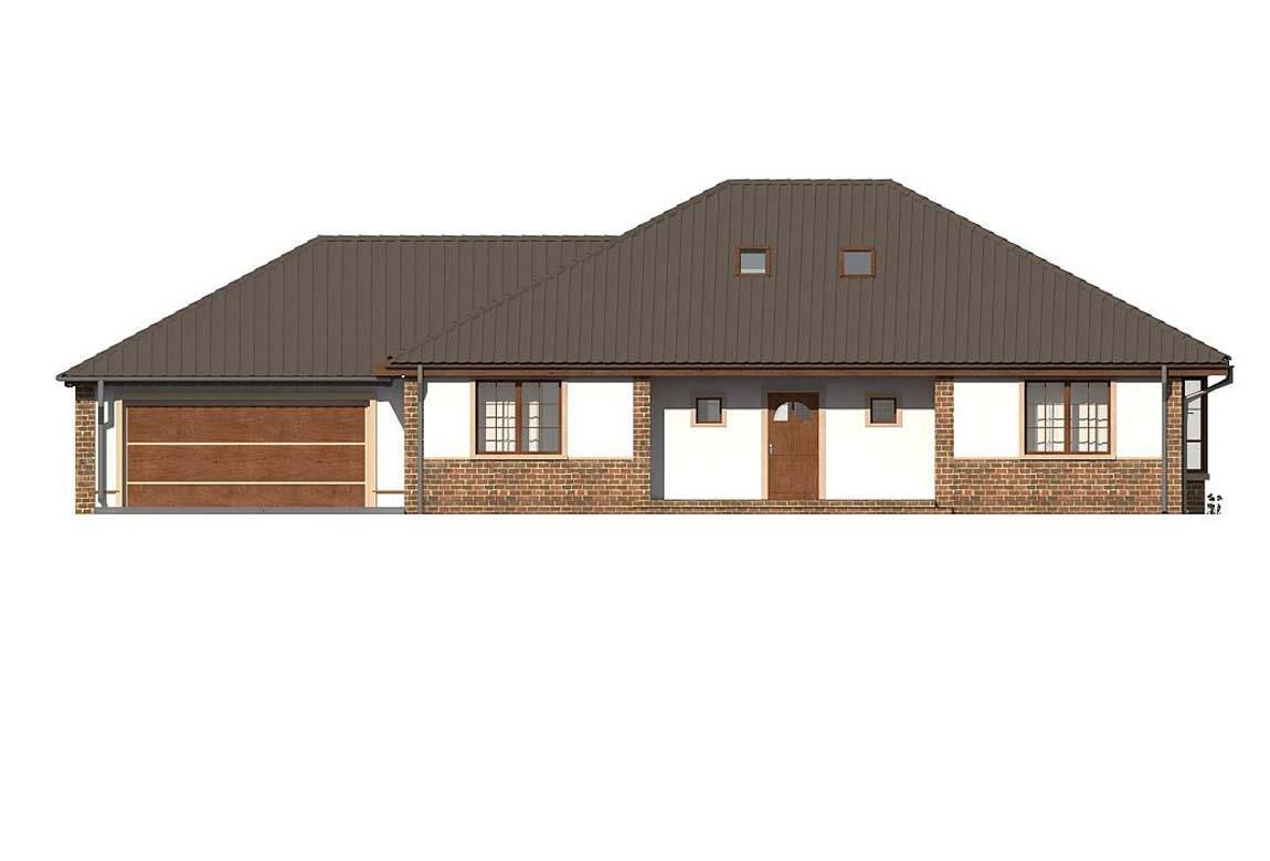 Проект дома из блоков АСД-1880 (uploads/gss/goods/809/big_4.jpg).
