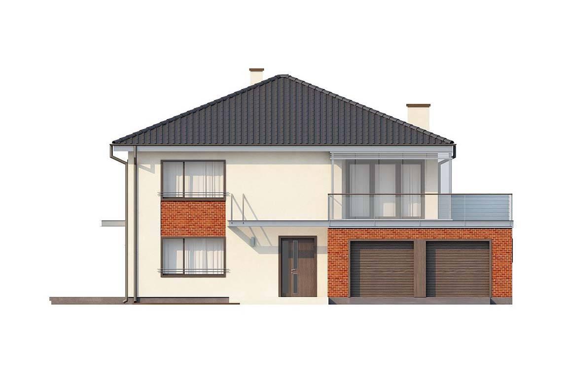 Изображение uploads/gss/goods/810/big_5.jpg к проекту дома из блоков АСД-1881