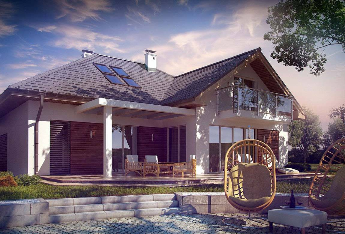 Проект дома из блоков АСД-1883 (uploads/gss/goods/812/big_2.jpg).