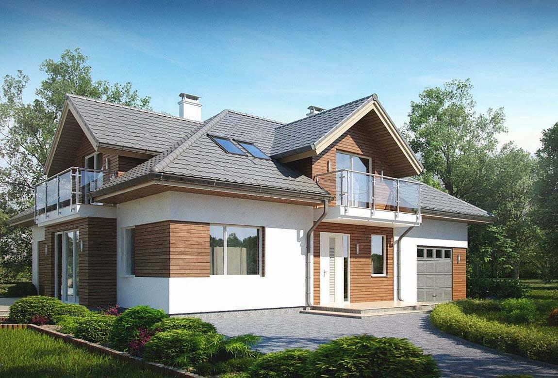 Проект дома из блоков АСД-1883 (uploads/gss/goods/812/big_3.jpg).
