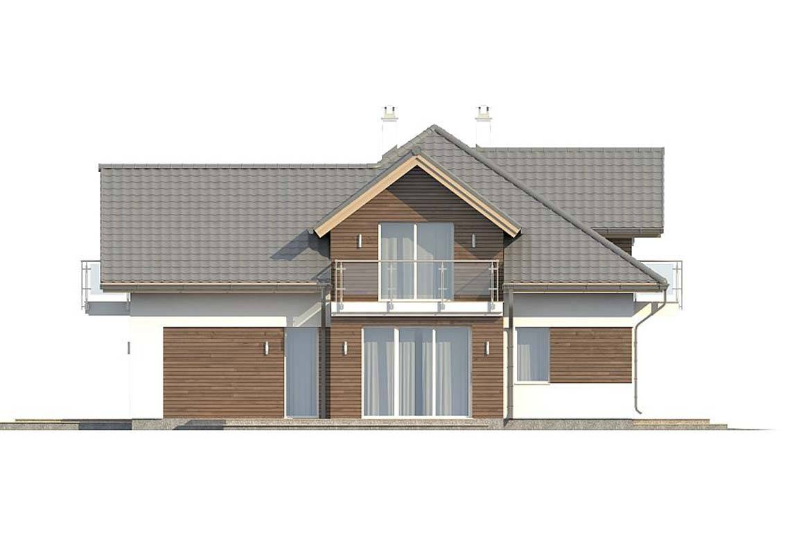 Проект дома из блоков АСД-1883 (uploads/gss/goods/812/big_6.jpg).