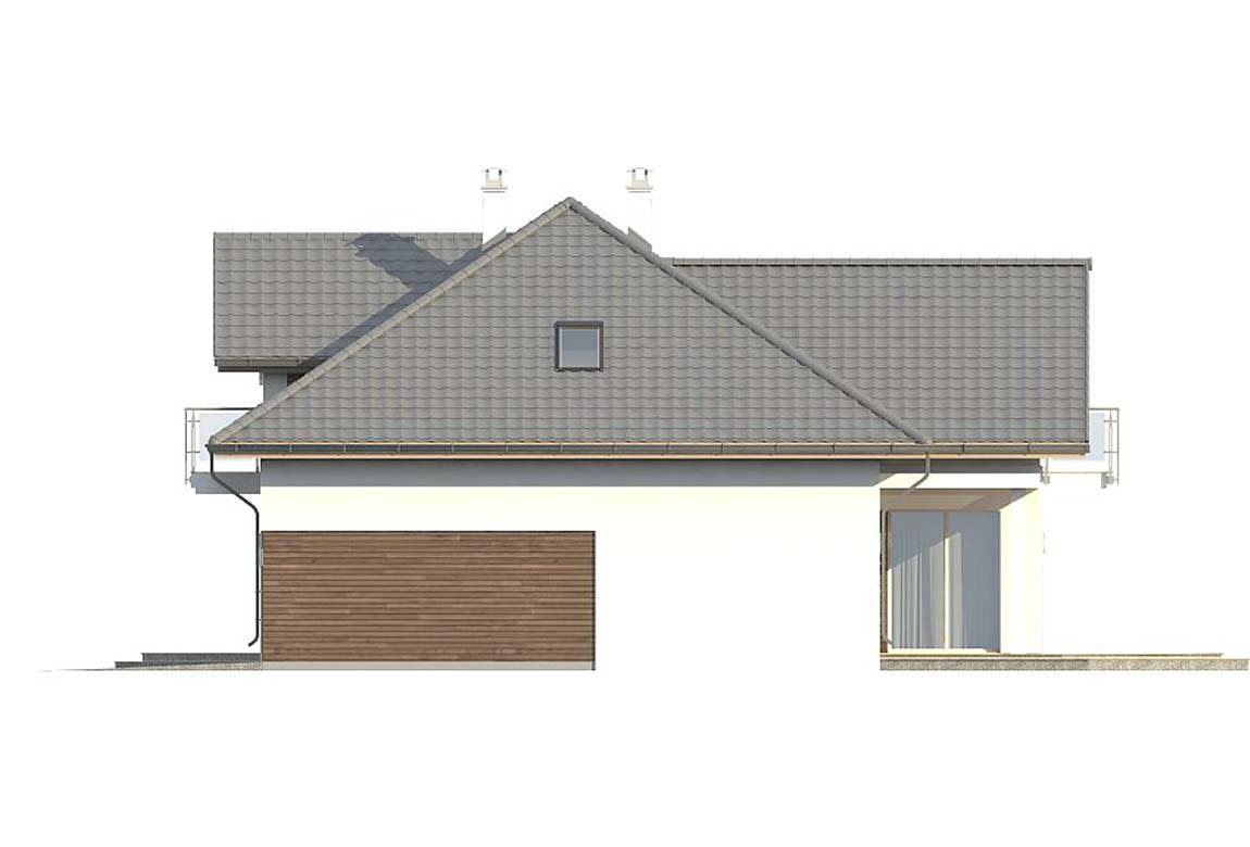 Проект дома из блоков АСД-1883 (uploads/gss/goods/812/big_7.jpg).