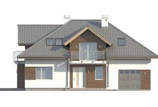 Проект дома из блоков АСД-1883 (uploads/gss/goods/812/thumb_5.jpg).