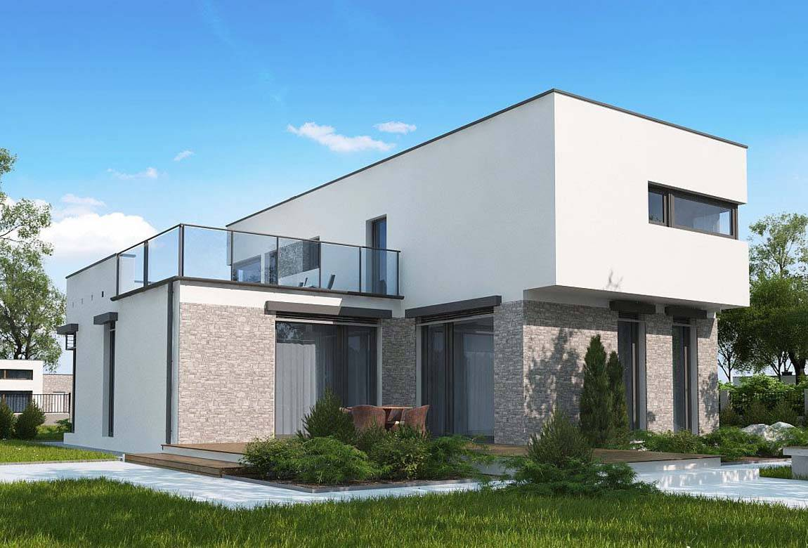 Проект дома из блоков АСД-1884 (uploads/gss/goods/813/big_2.jpg).