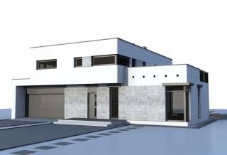Проект дома из блоков АСД-1884 (uploads/gss/goods/813/thumb_3.jpg).