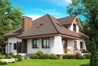 Проект дома из блоков АСД-1886 (uploads/gss/goods/815/thumb_2.jpg).