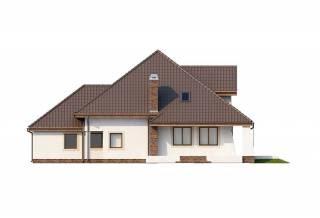 Проект дома из блоков АСД-1886 (uploads/gss/goods/815/thumb_6.jpg).