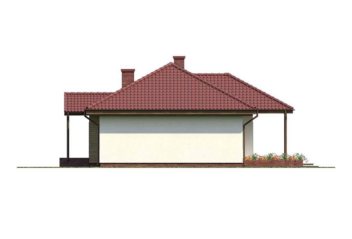 Проект дома из блоков АСД-1891 (uploads/gss/goods/820/big_5.jpg).