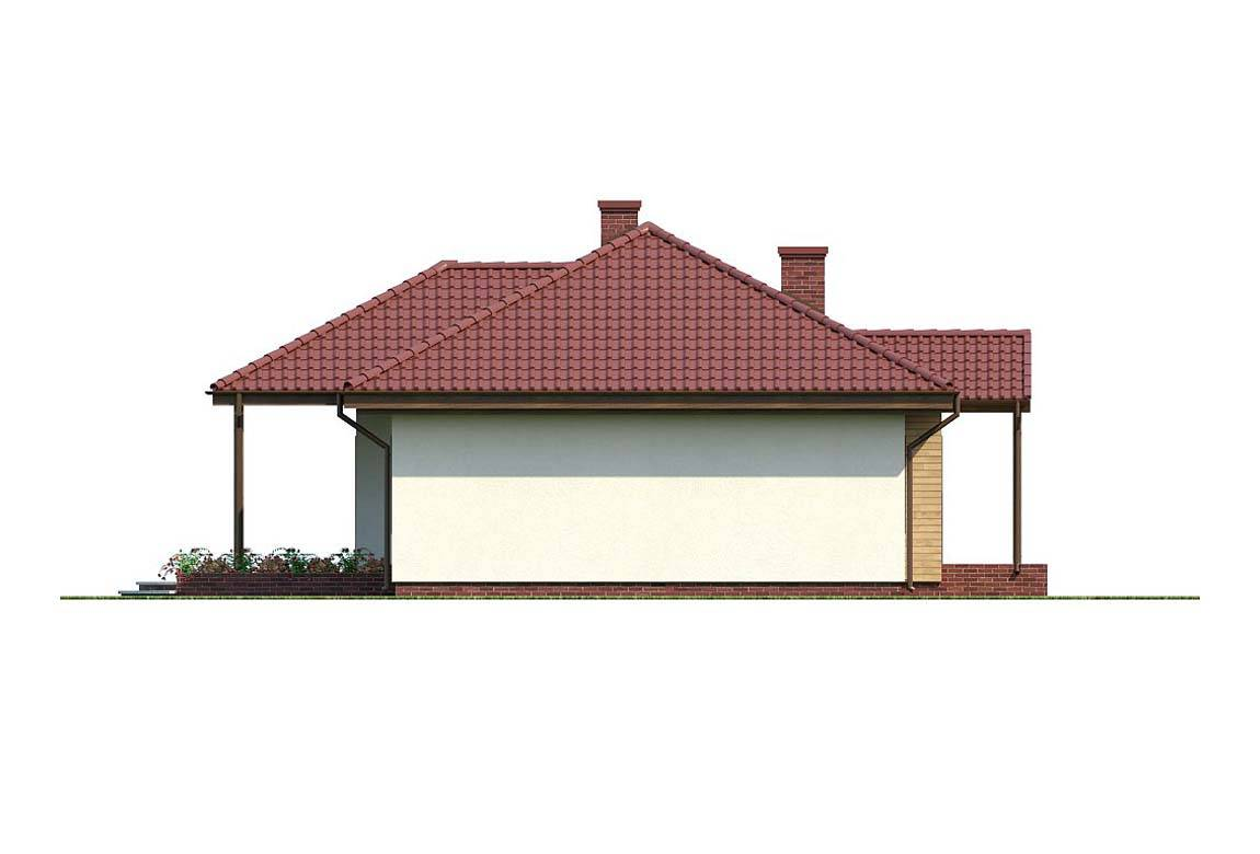 Проект дома из блоков АСД-1891 (uploads/gss/goods/820/big_6.jpg).