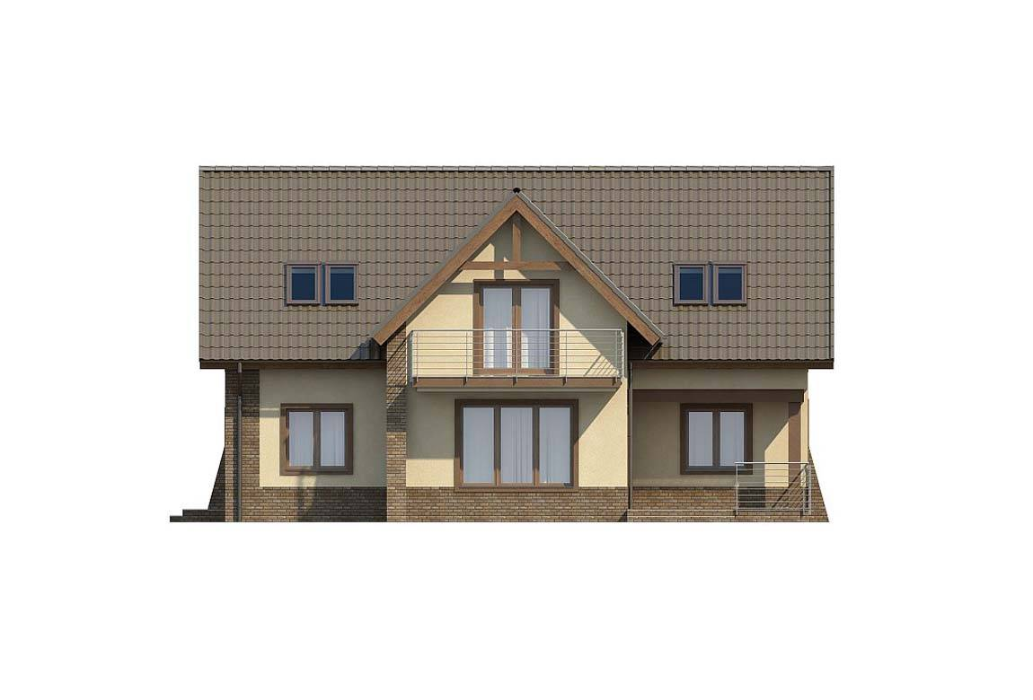Проект дома из блоков АСД-1803 (uploads/gss/goods/824/big_6.jpg).