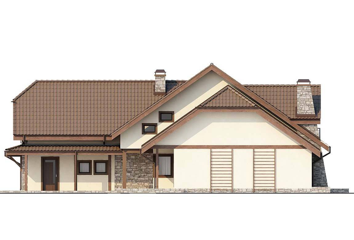 Проект дома из блоков АСД-1807 (uploads/gss/goods/828/big_7.jpg).