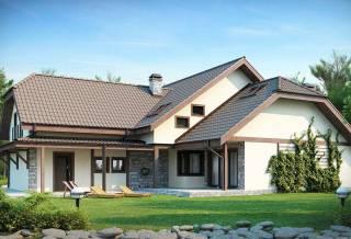 Проект дома из блоков АСД-1807 (uploads/gss/goods/828/thumb_3.jpg).
